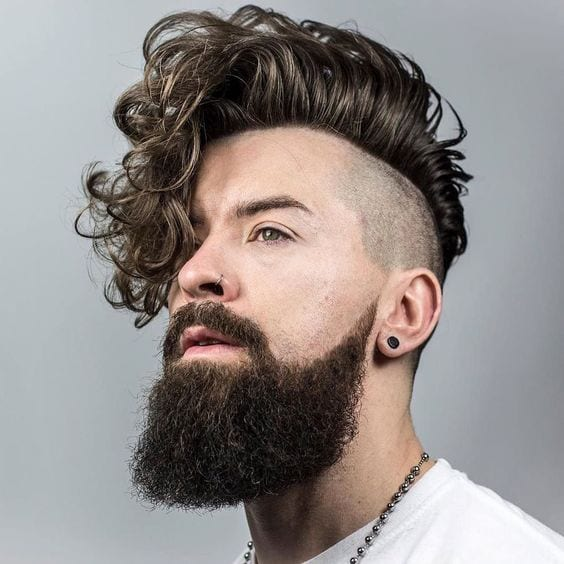 Men With Best Medium Curly Hairstyle 2016 Mens Hairstyle 2018