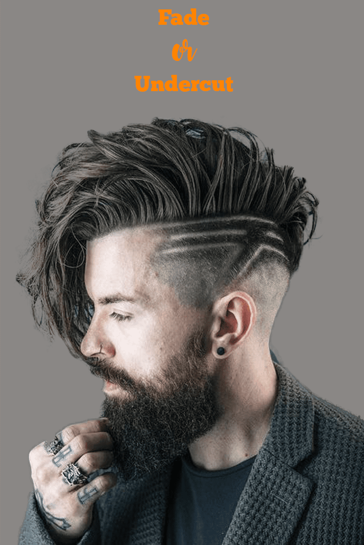 2 Amazing Hairstyles For Men To Choose From Fade Undercut