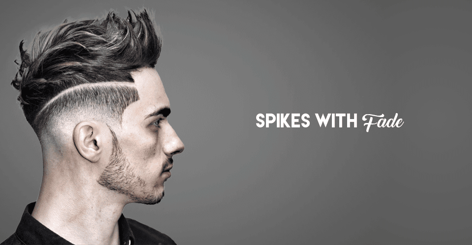 spike hair styles for spikes with fade here is why you should give this look a 3681