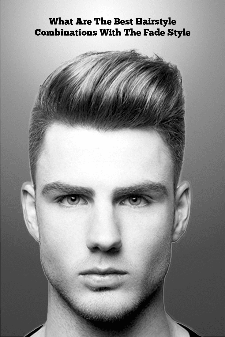 What are the best hairstyle combinations with the fade style urmus Images