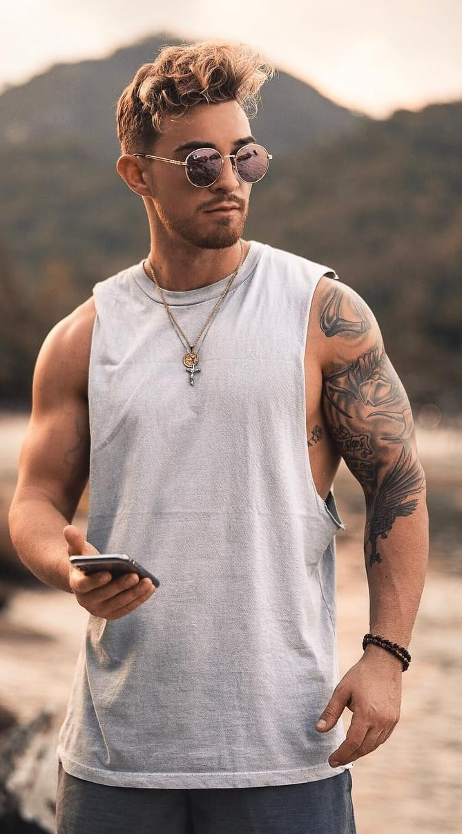 Mens Messy Hairstyle Mens Hairstyle 2020